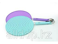 7224 FISSMAN Защитный экран 29 см для сковороды от брызг (силикон)