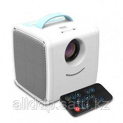 Детский мини проектор Q2 Kids Story Projector