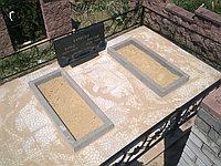 "Цветник на кладбище ""Бетонный"", фото 1"