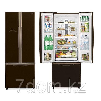 Холодильник S-b-S Hitachi  R-WB552PU2 GBK, фото 2