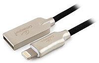 Кабель Apple Cablexpert CC-P-APUSB02Bk-0.5M