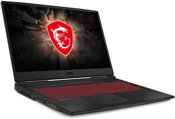 Ноутбук MSI GL75 9SD-209XKZ