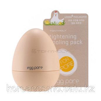 Охлаждающая маска для сужения пор Tony Moly Egg Pore Tightening Cooling Pack
