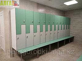 Шкаф для одежды Z-образный