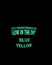 Флекс пленка - Светящаяся в темноте (OS - Glow in the dark film )