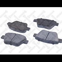 Тормозные колодки задние Audi A3/Golf 5/Passat B6 /Skoda Yeti /Superb B6