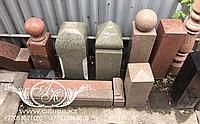Столбики из гранита, фото 1