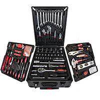 Универсальный набор инструментов в чемодане MAGNAT 187 предмета