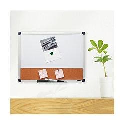 Доски маркерные и магнитные, пробковые и меловые для дома, офиса и класса
