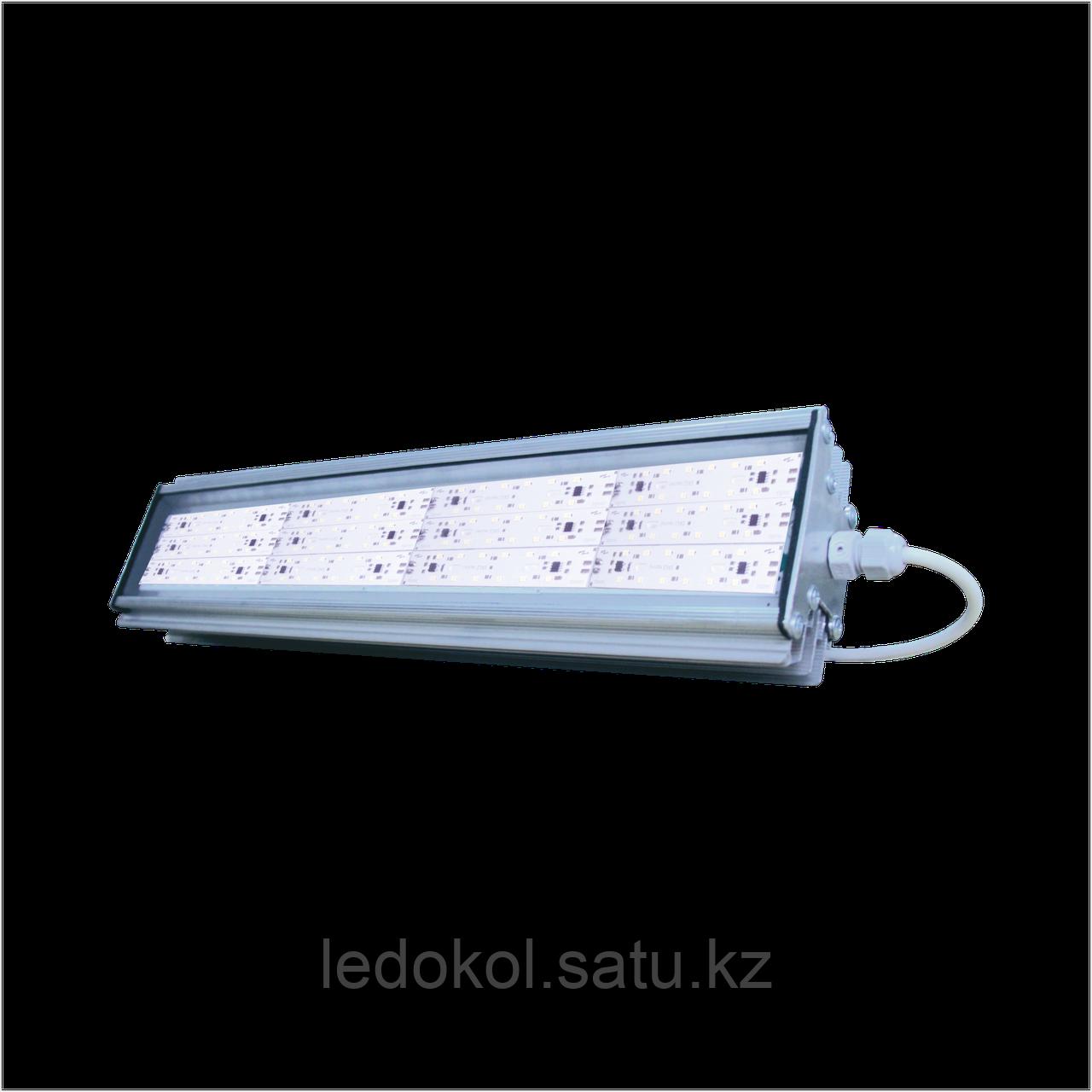 Светильник 120 Вт, Промышленный светодиодный, алюминиевый корпус