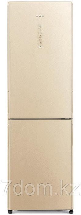 Холодильник S-b-S Hitachi  R-BG410PU6X GBE