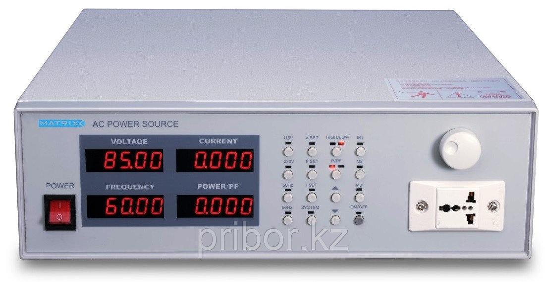 Программируемый источник переменного напряжения Matrix APS-7105
