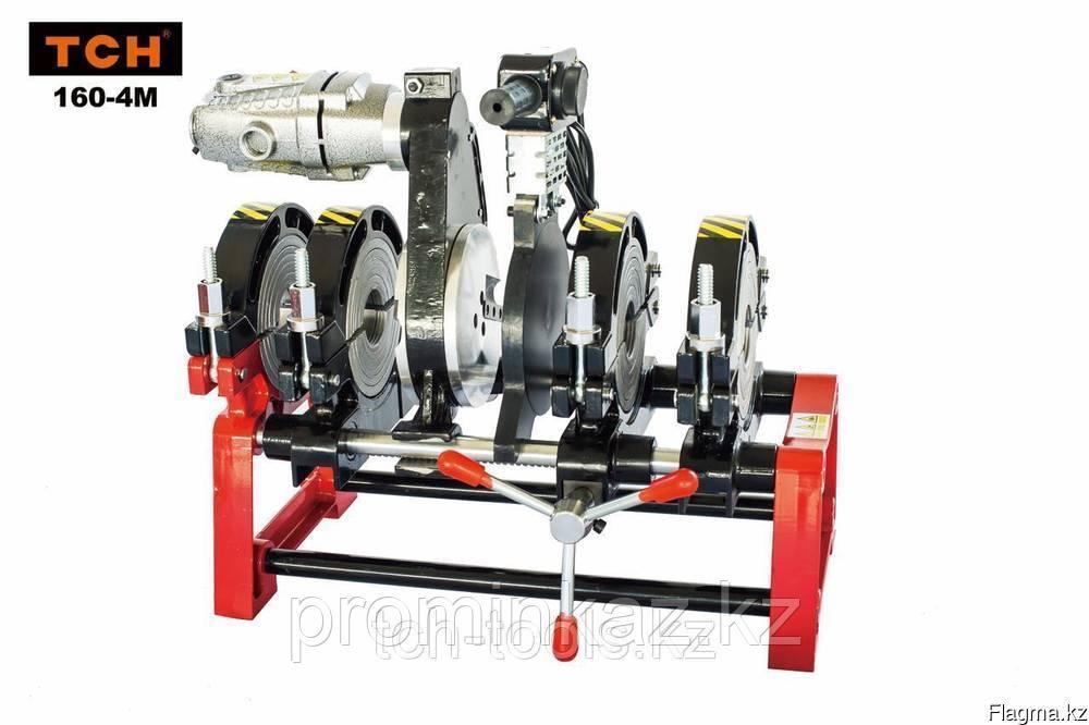 Утюг для пластиковых труб 63-160мм, (механический)