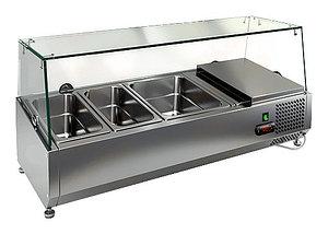 Витрина холодильная Hicold VRTG 1390