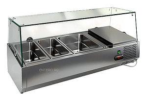 Витрина холодильная Hicold VRTG 1390 к PZ3