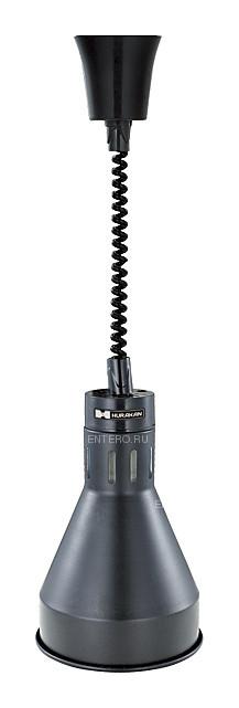 Лампа инфракрасная Hurakan HKN-DL825 черная