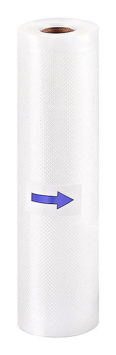 Пакеты вакуумные в рулоне Hurakan HKN-VR2815