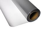 Термо флекс 0,5мх25м PU серебро глянец метр, фото 2