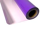 Термо флекс 0,5мх25м PU фиолетовый метр, фото 2