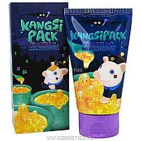 Elizavecca Milky Piggy KangsiPack Mask Очищающая Золотая Маска 120мл.