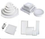 Светодиодные LED споты потолочные