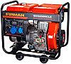 Дизельный генератор FIRMAN SDG 8500CLE (7.8 кВт)
