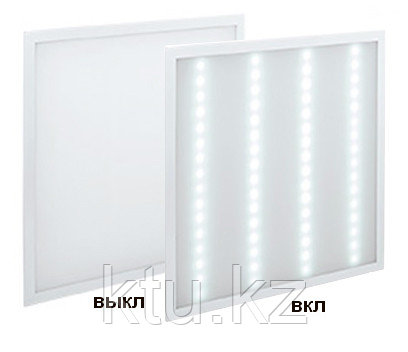 Светильник LED ПАНЕЛЬ JL-595 40W Призма с драйвером
