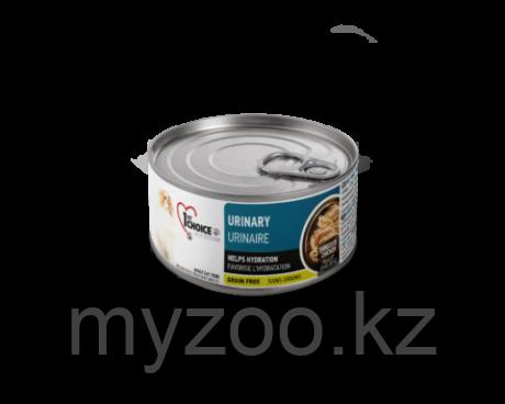 1st Choice (Фест Чойс) влажный корм для кошек  Urinary Health, КУРИЦА с КЛЮКВОЙ 85 гр