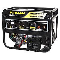 Генератор бензиновый сварочный FIRMAN SGW230E
