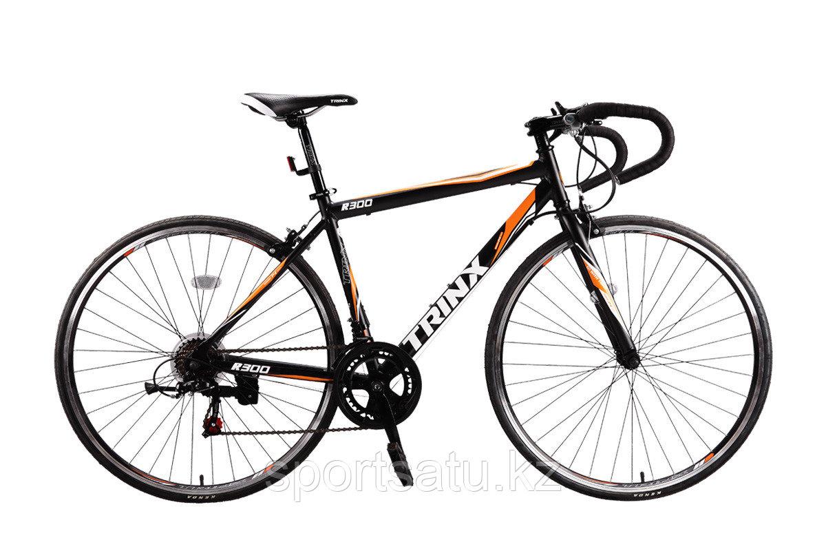 Велосипед шоссейный  Trinx R300 рама 18 модель 2016г