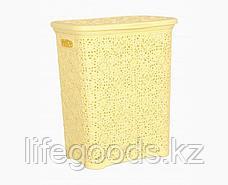 Кружевная корзинка для белья 40 л., фото 2