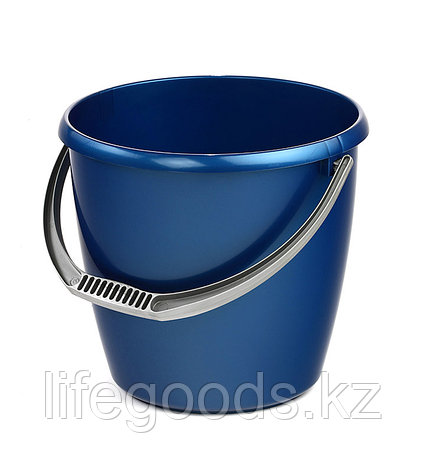 Ведро «Удачное» 10 литров без крышки, фото 2