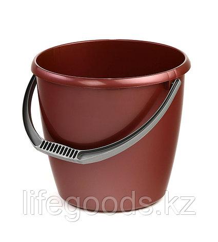 Ведро «Удачное» 7 литров без крышки, фото 2
