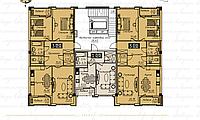 1 комнатная квартира в ЖК  Liberty  (Либерти)  41.98 м², фото 1