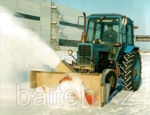 Снегоочиститель шнекороторный механический СШР-2,0П, фото 2