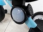 Трехколесный велосипед с фарой и музыкой, фото 2