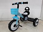 Трехколесный велосипед с фарой и музыкой, фото 3