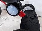 Детский трехколесный велосипед с задней фарой и мелодиями, фото 2