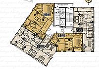 2 комнатная квартира в ЖК  Liberty  (Либерти)  78.88 м², фото 1