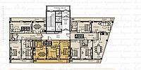 3 комнатная квартира в ЖК  Liberty  (Либерти)  98.38 м², фото 1