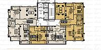 1 комнатная квартира в ЖК Liberty (Либерти)  43.44 м², фото 1
