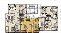 2 комнатная квартира в ЖК Liberty (Либерти)  79.34 м², фото 1