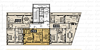 3 комнатная квартира в ЖК Liberty (Либерти)  97.32 м², фото 1