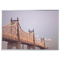 Картина с рамой БЬЁРКСТА мост, 200x140 см ИКЕА