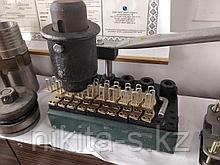 Забивная машинка для соединителей  SK на ленту, ширина машинки 220 мм.