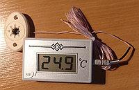 Термометр электронный для сауны ТЭС-2Pt