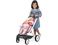 Прогулочная коляска для 2-х кукол Smoby MC&Quinny