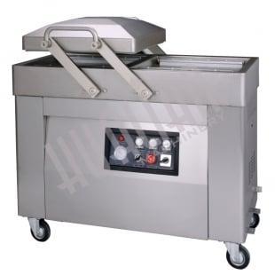 Вакуумный упаковщик HVC-410S/2A-G (DZQ-410/2SA) (нерж., газ) low cost