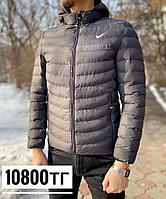 Ветровка Nike Серая, фото 1