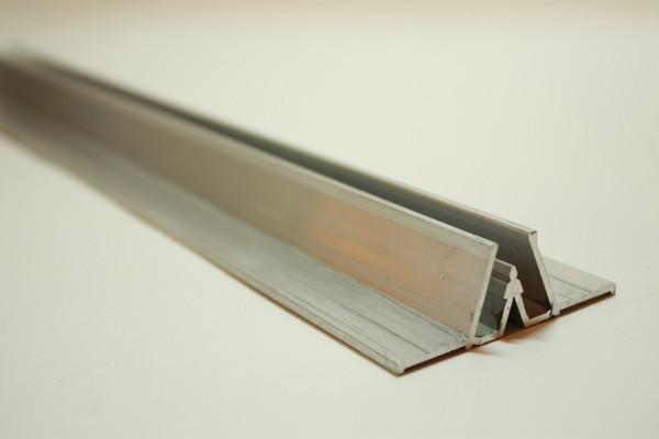 Багет разделительный алюминиевый Премиум 2,5м